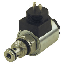 Solenoid valve single acting 12V HACO
