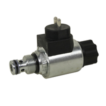 Solenoid valve double acting 12V HACO
